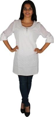 True Fashion Embellished Women's Tunic