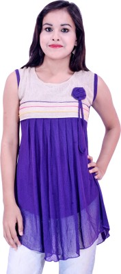 Krazzy Collection Solid Women's Tunic