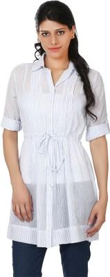 Eves Pret A Porter Striped Women's Tunic