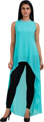 Prnas Solid Women's Tunic