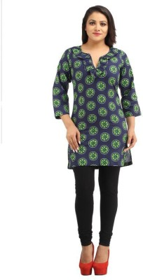 Needlecrest Graphic Print Women's Tunic