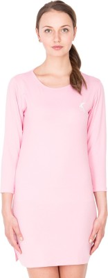 Lovable Solid Women's Tunic