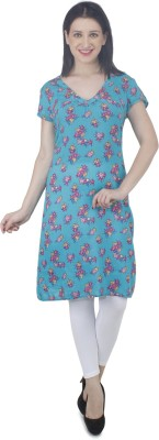 Hapuka Printed Women's Tunic