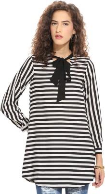 Rena Love Striped Women,s Tunic