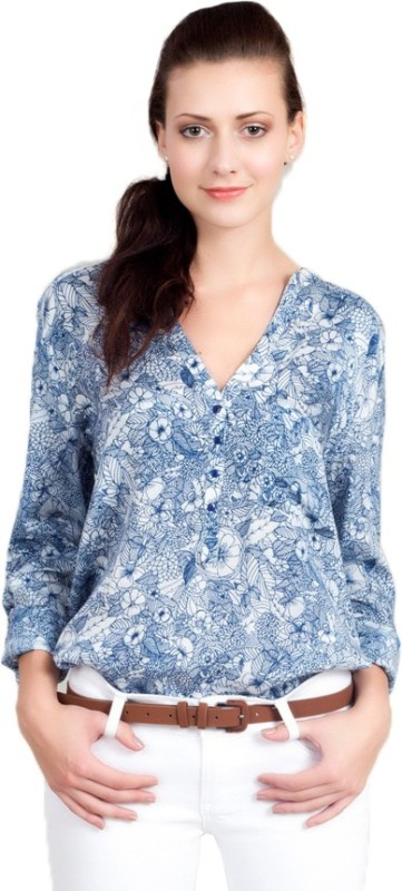 Vivante by VSA Printed Women's Tunic