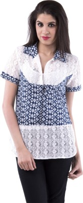 Aarr Self Design Women's Tunic
