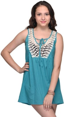 Citypret Embroidered Women's Tunic