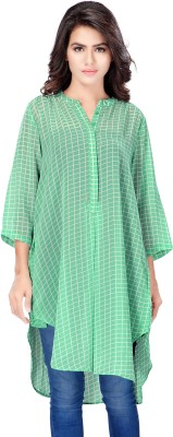 SFDS Checkered Women's Tunic