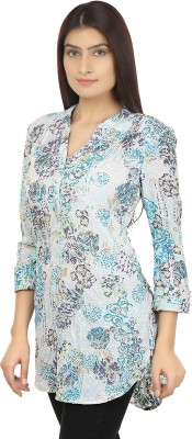 Eves Pret A Porter Printed Womens Tunic