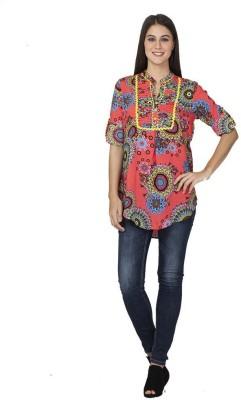 Tat Tvam Asi Printed Women's Tunic