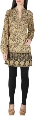 Isadora Floral Print Women's Tunic