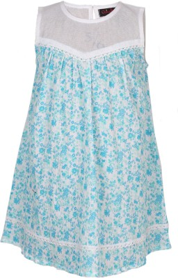 Chicabelle Printed Girl's Tunic