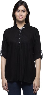 Indietoga Solid Women's Tunic