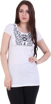Rat Trap Embroidered Womens Tunic