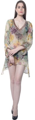 Florrie Fusion Printed Women's Tunic