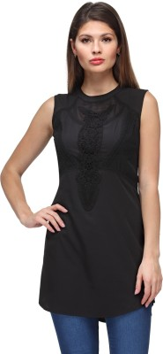 Fw Collection Solid Women,s Tunic