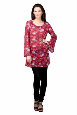 Sierra Floral Print Women's Tunic