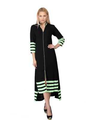 Ethnic Route Solid Women's Tunic