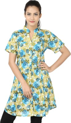 Adhaans Printed Womens Tunic