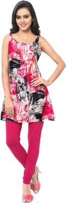 Urban Fashion Bank Printed Women's Tunic