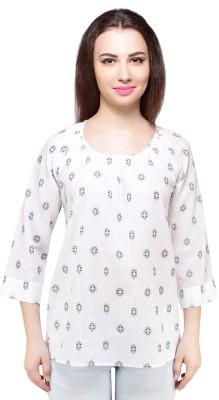 FashionFrame Printed Women's Tunic