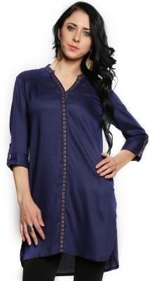 9rasa Solid Women's Tunic
