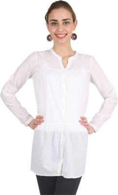 Addyvero Solid Women's Tunic