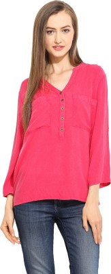 Free & Young Solid Women's Tunic