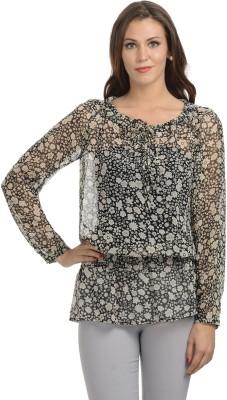 Addyvero Floral Print Women's Tunic