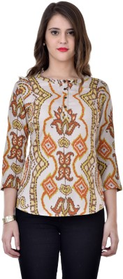 Colors Couture Printed Women's Tunic