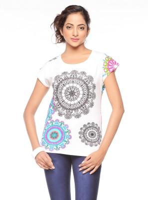 Trendy Girlz Graphic Print Women's Tunic