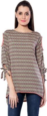 Meira Self Design Women,s Tunic