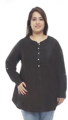 PlusS Solid Women's Tunic