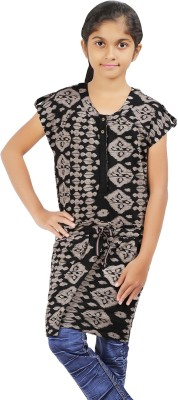 Ventra Printed Girls Tunic