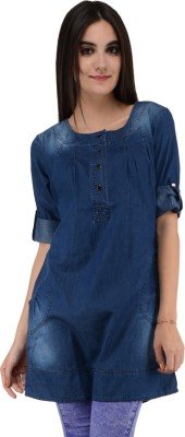 Terquois Solid Women's Tunic