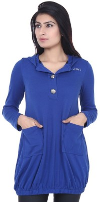Side Effects Solid Women's Tunic