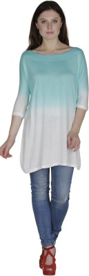 Feyona Solid Women's Tunic
