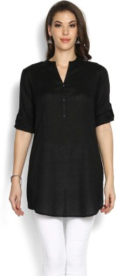 Soch Embroidered, Solid Women's Tunic