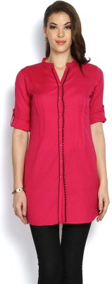 Soch Solid Women's Tunic
