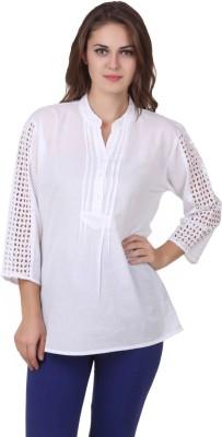 Stylishbae Embroidered Women's Tunic