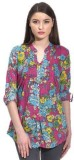 Entease Printed Women's Tunic
