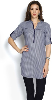 Soch Checkered Women's Tunic
