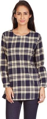 Martini Checkered Women's Tunic