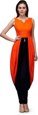 Natty India Solid Women's Tunic