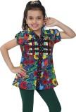 Catmini Printed Girls Tunic