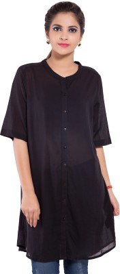 Goodwill Impex Solid Women's Tunic