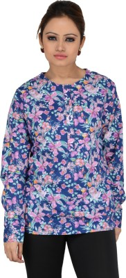 Download Apparel Floral Print Women's Tunic