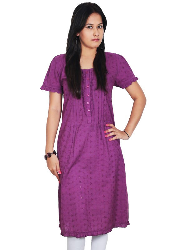 Polita Embroidered Women's Tunic
