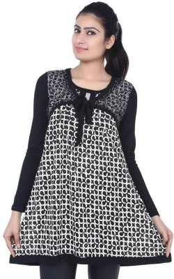 Side Effects Polka Print Women's Tunic
