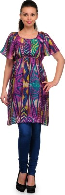 Tops and Tunics Printed Women,s Tunic